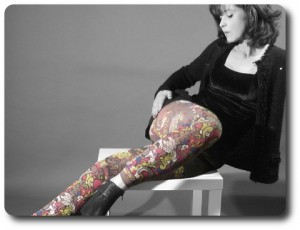 Hudson Popart Leggings NR.1