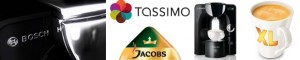 Tassimo T55 von Bosch und die T Discs