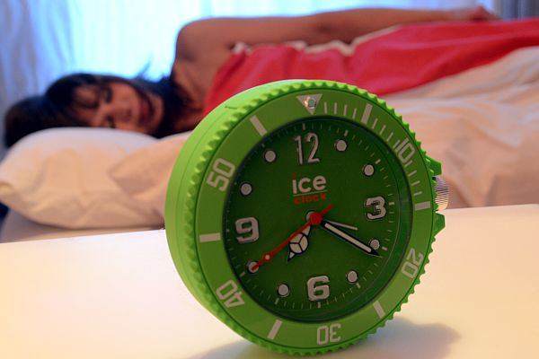 Ice-Clock Wecker von Ice-Watch