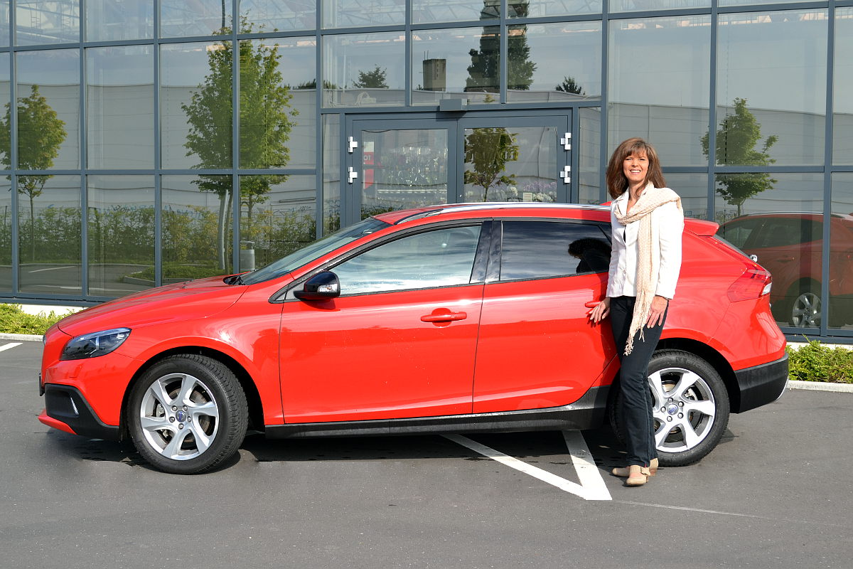 Volvo V40 Cross Country Rot