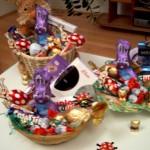 Süßwaren Süßigkeiten Pralinen