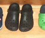 crocs als Modetrend