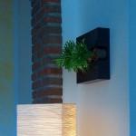 Flowerbox Wand Dekoration