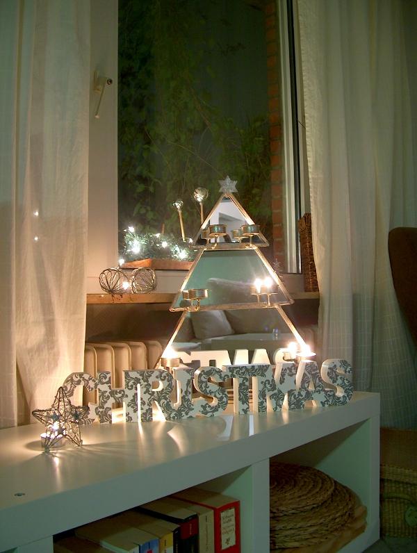 Christmas Schriftzug Deko