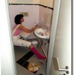 Kleines Badezimmer Renovierung