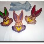 Bugs Bunny Backform zu Ostern