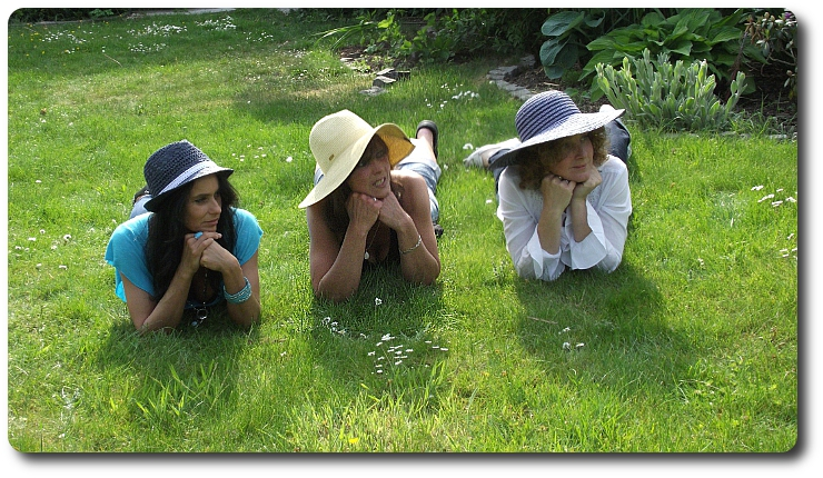 Strohhüte für Frauen