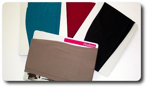 Hudson Strumpfhosen von germany next topmodel 2011