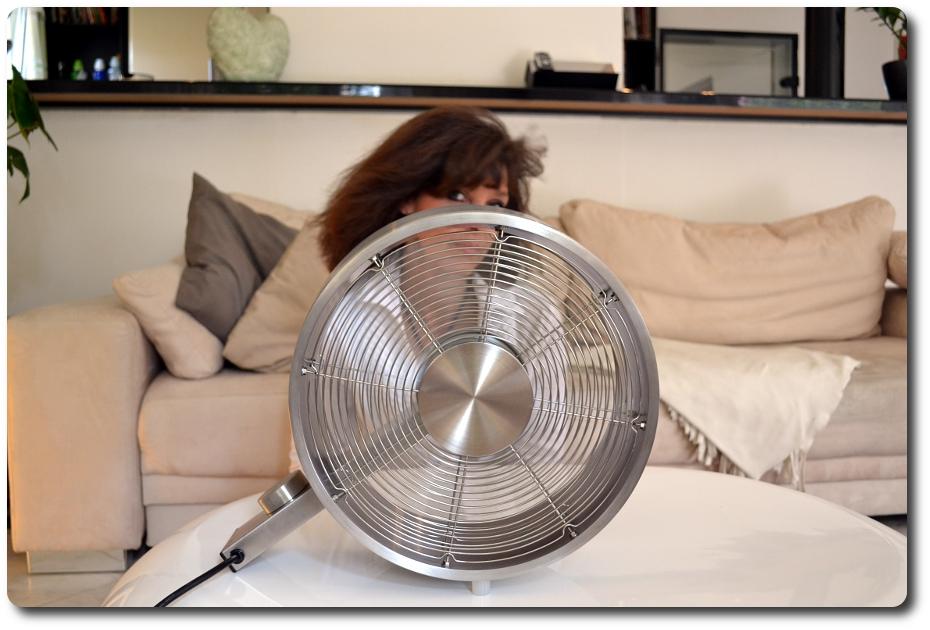 Q Ventilator für frische Brise