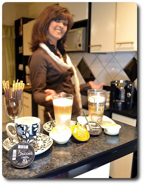 Tassimo Kaffee Sorten