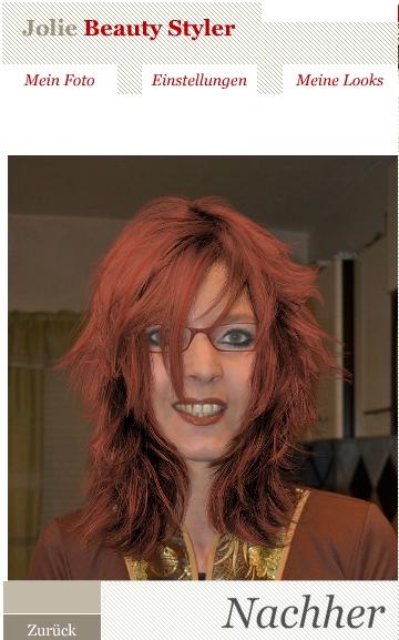 Frisuren online foto