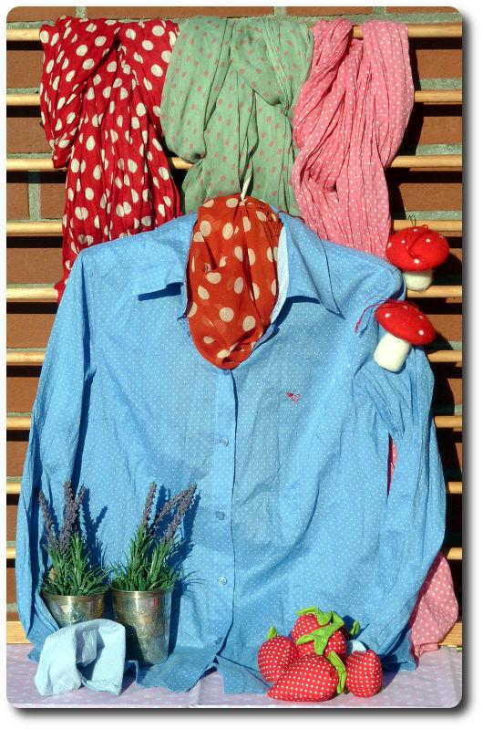 Polka Dots Outfits