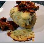 BBQ Filet auf Backkartoffel