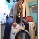 Waschmaschine frisst Socken