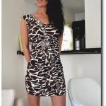 Minikleid Fashion