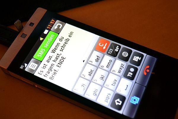 Schlussmachen per SMS Knigge