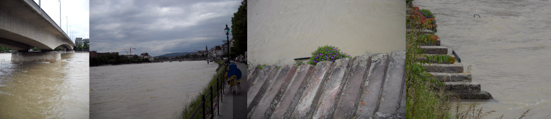 Basel Hochwasser
