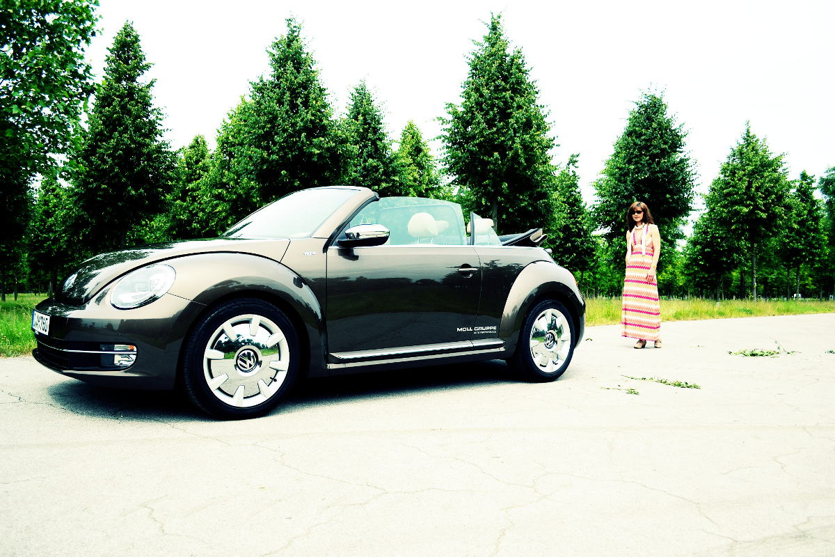 VW Beetle 70s Edition