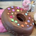 Große Donuts