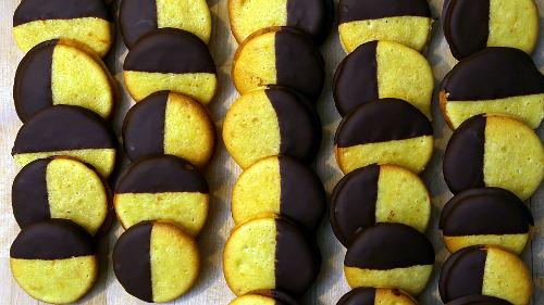 orangen Kekse Soft Cake Rezept